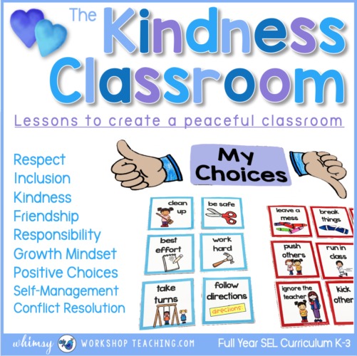 Teaching Character Educations and social skills