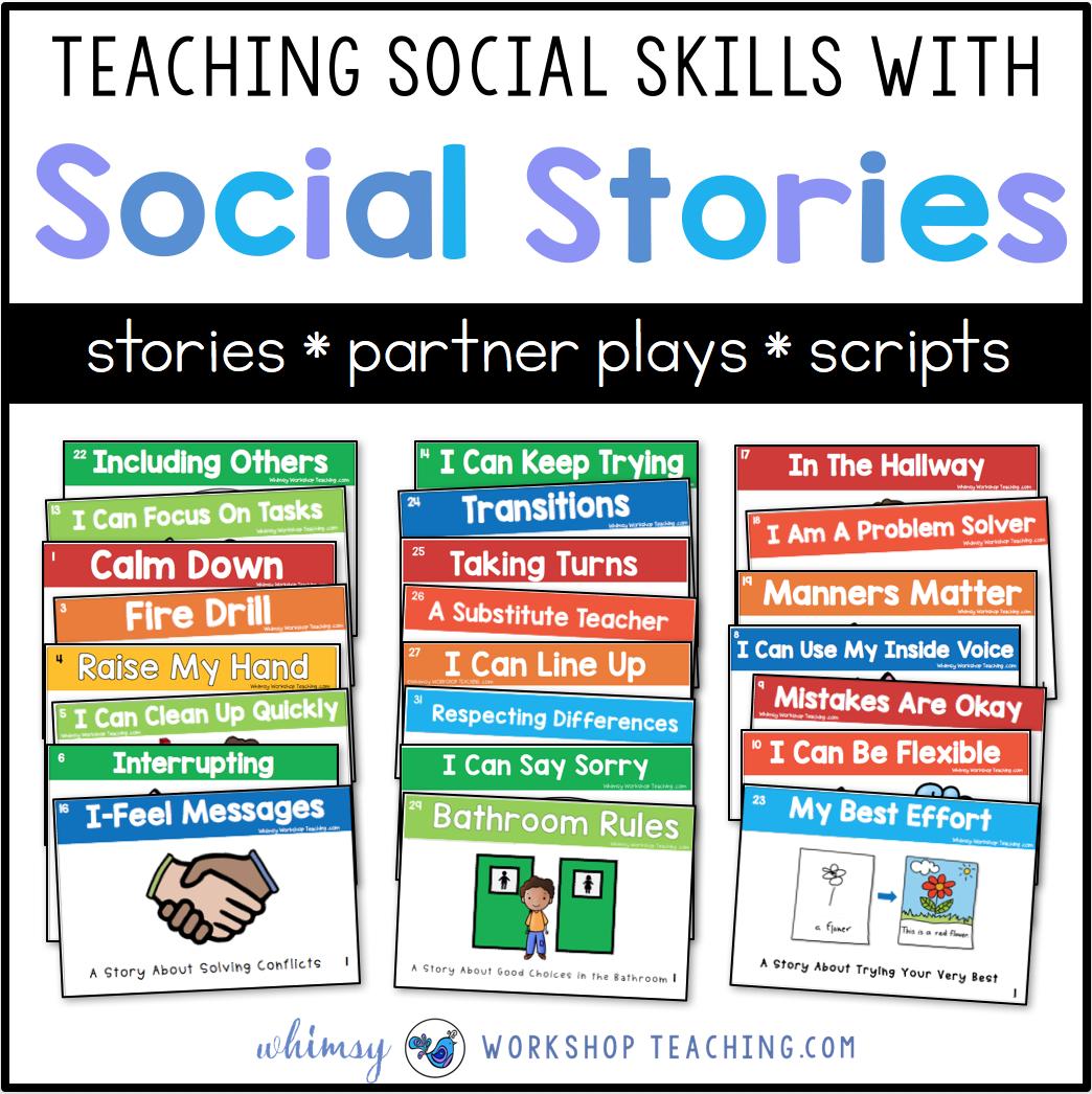 Using social Stories