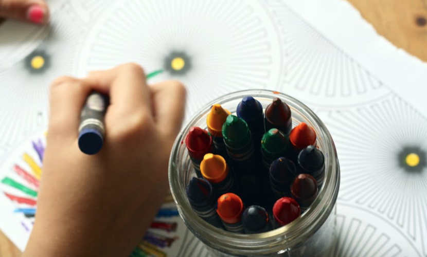 draw and write about emotions for social emotional learning