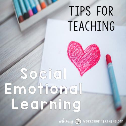 Social Emotional Learning Tips