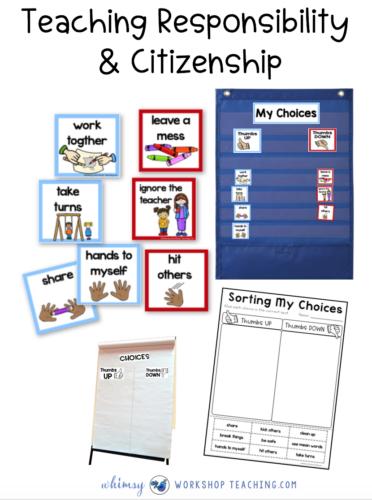 classroom ideas for citizenship