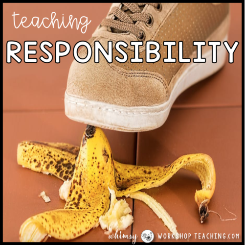 Tips for Teaching Responsibility