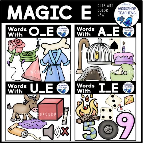 Magic E Bundle cover
