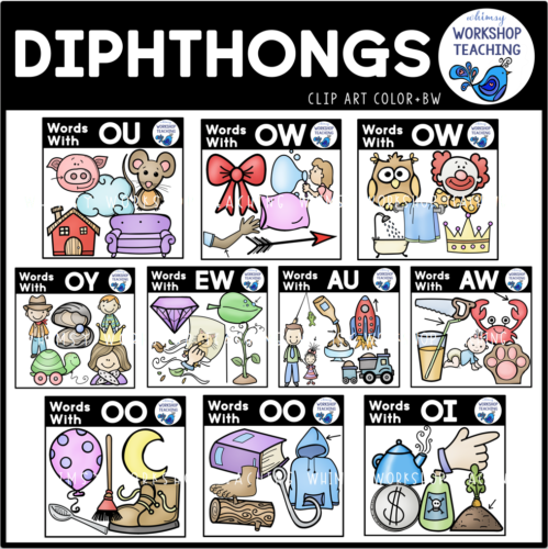 Diphthongs Cover