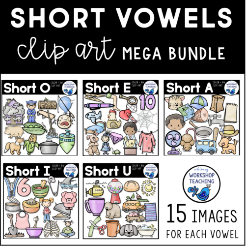 Short Vowel Cover