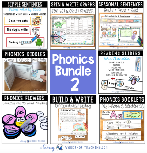 Phonics Bundle 2