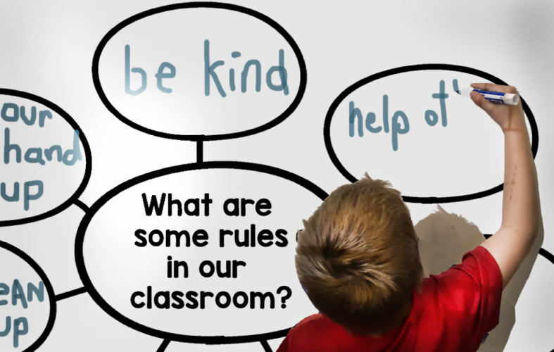 SEL projectable lessons for social skills group lessons