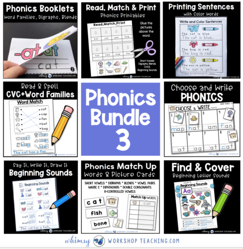 phonics Bundle 3