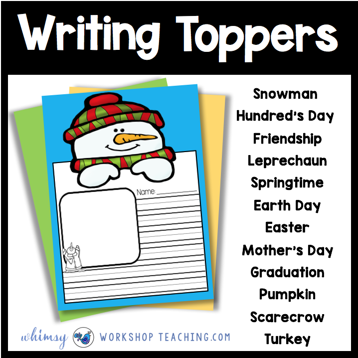 writing toppers