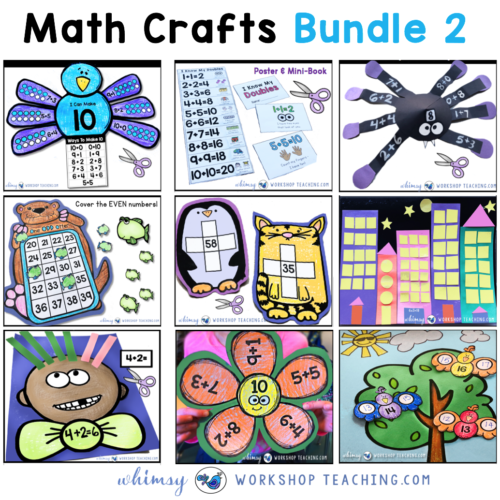 MATH CRAFTS bundle 2