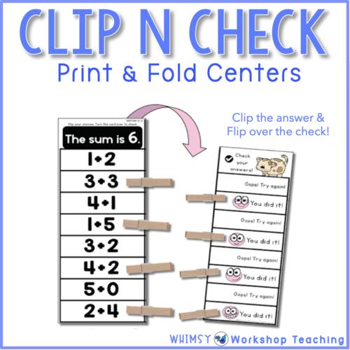Clip n Check