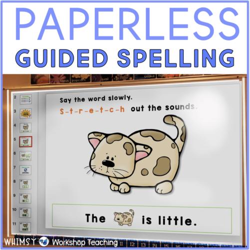 Guided Spelling