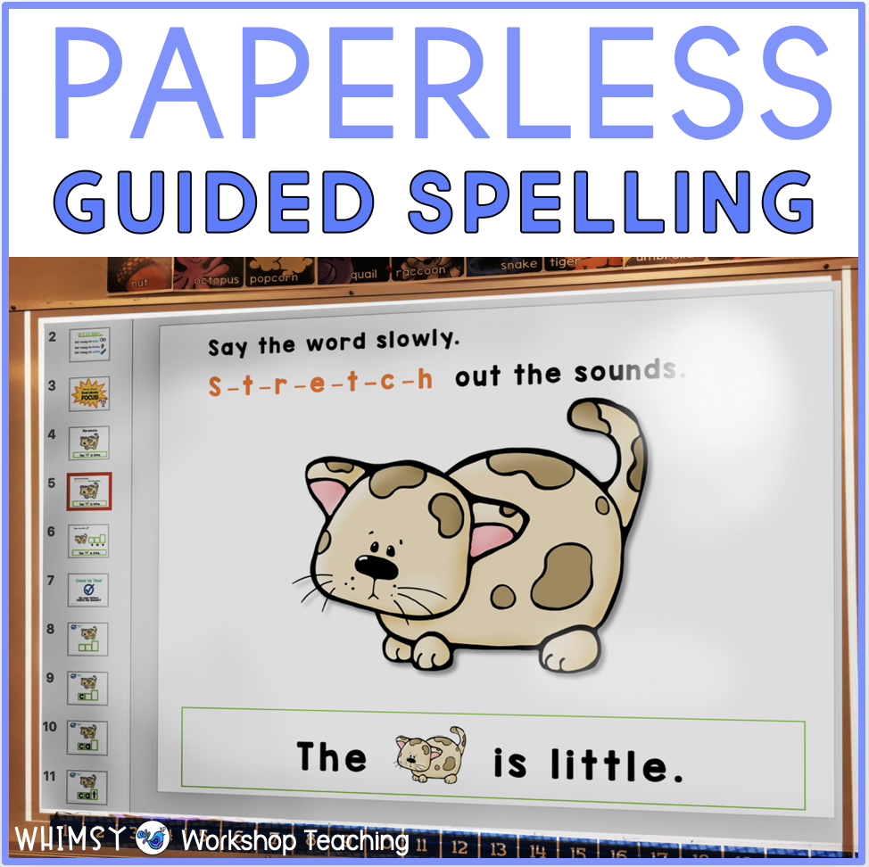 Guided Spelling