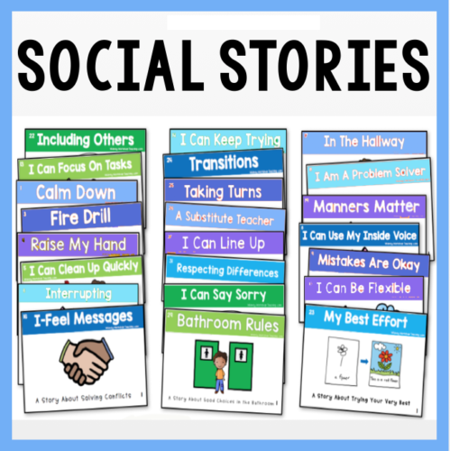 teaching social stories