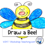 Directed Drawing Videos: Bee