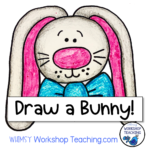 Directed Drawing Videos: Bunny