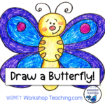 Directed Drawing Videos: Butterfly