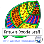 Directed Drawing Videos: Doodle Leaf