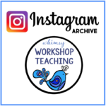archive for instagram whimsy workshop teaching