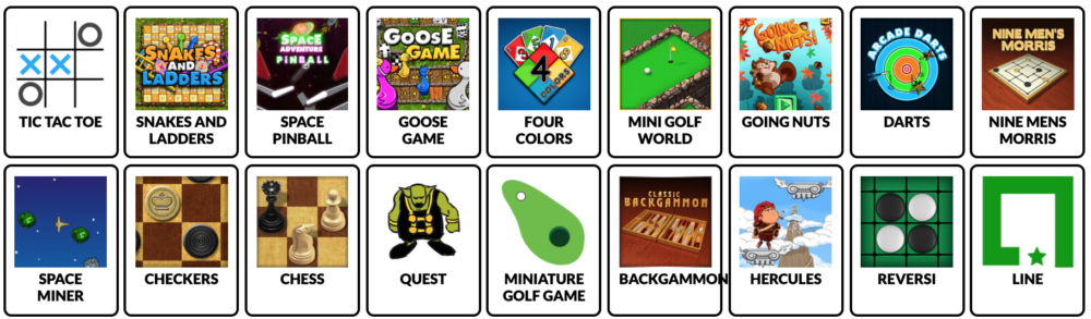 some fun games for reinforcing math concepts