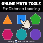 a collection of online tools for teaching math online