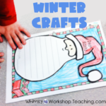 letters to santa christmas crafts