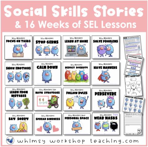 monster social skills program