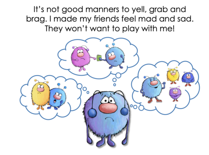 monsters have manners lessons