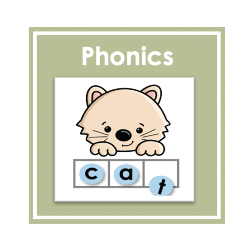phonics resources link
