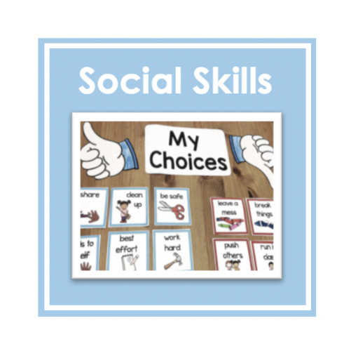 social skills resources link
